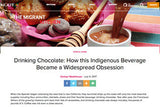 KCET - Drinking Chocolate: How this Indigenous Beverage