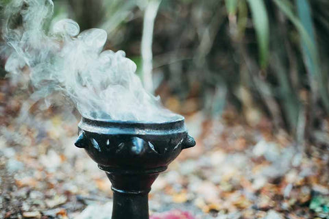 cacao ceremony, smoke, how to prepare for the first ceremony, intentions