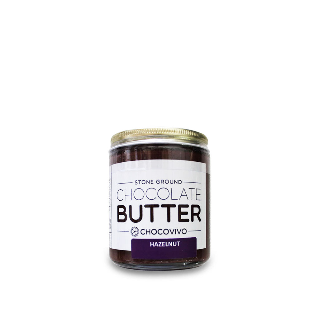 Stone Ground Hazelnut Chocolate Butter