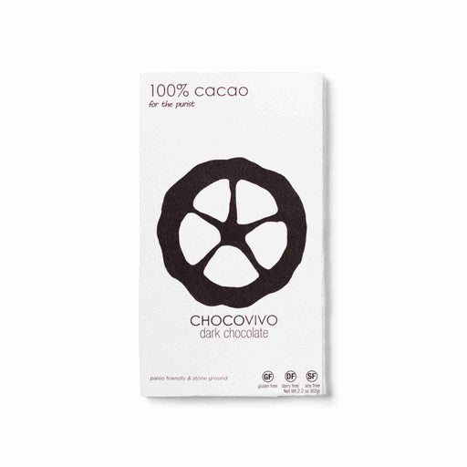 100% Cacao Bar