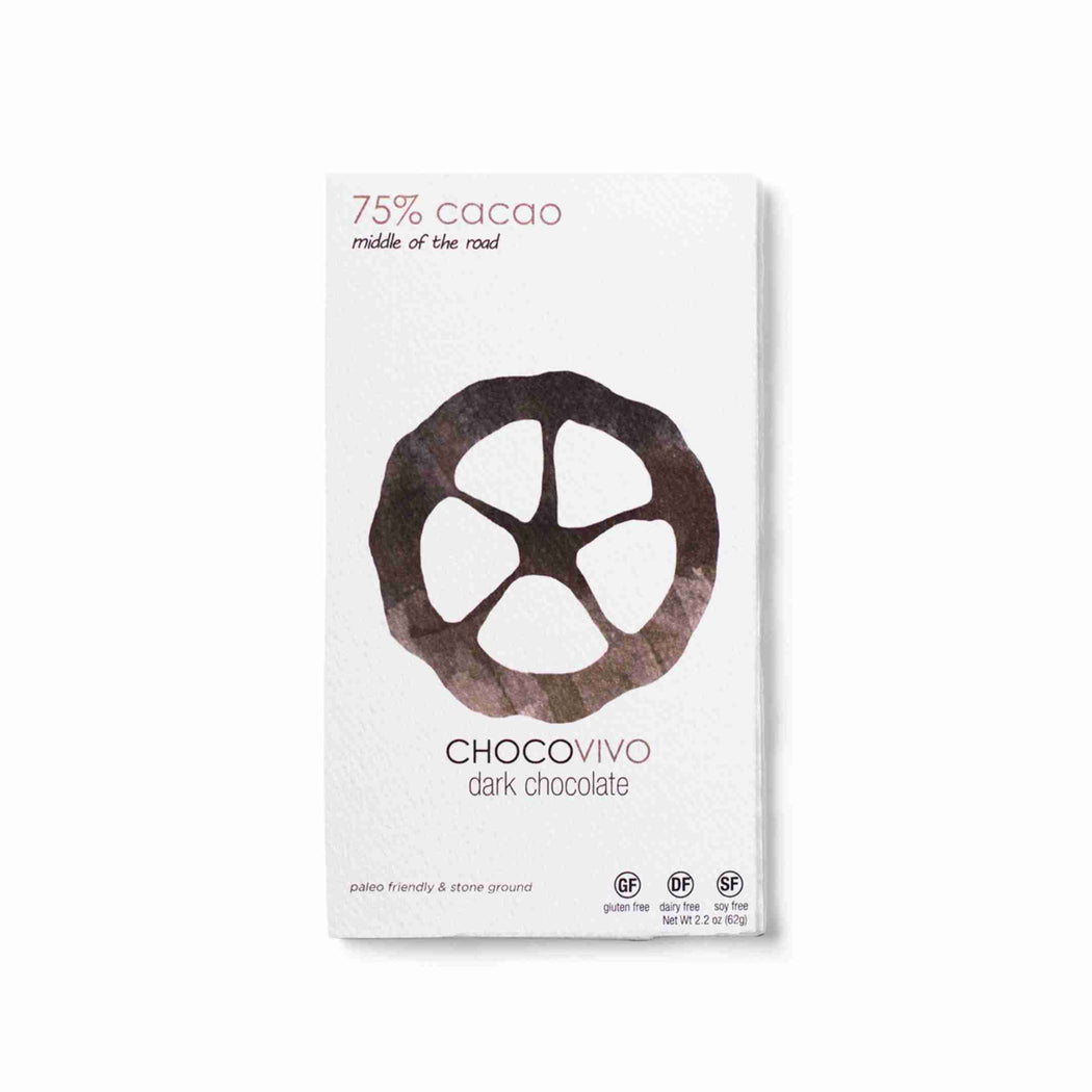 75% Cacao Bar
