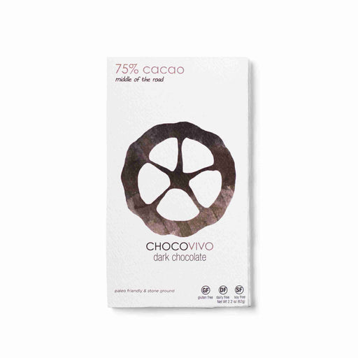 75% Cacao Dark Mexican Chocolate