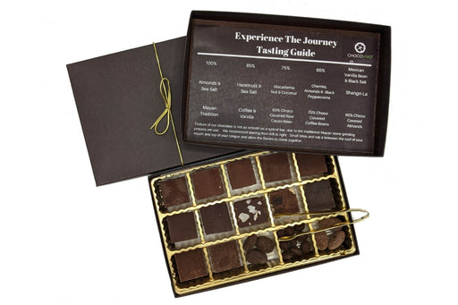 Experience the Journey - 15 Piece Chocolate Tasting Collection
