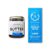 Chocolate Almond Butter Jars & Packets