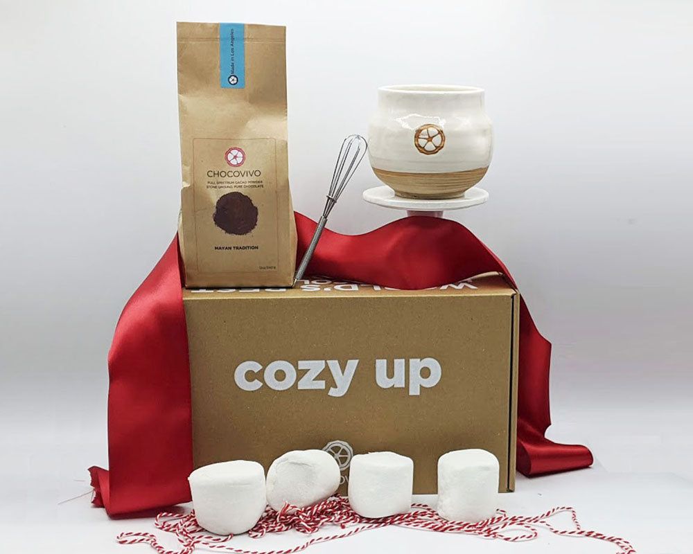 The Ultimate Hot Chocolate Kit