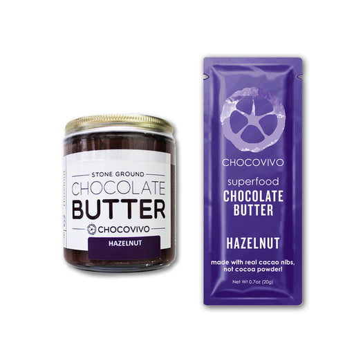 Dark Hazelnut Chocolate Butter