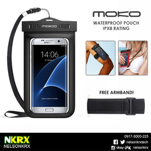outlet store a912c e2a15 Moko Universal Waterproof Case w/ Armband