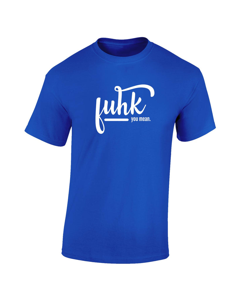 Urban Urbane Co – Fuhk You Mean