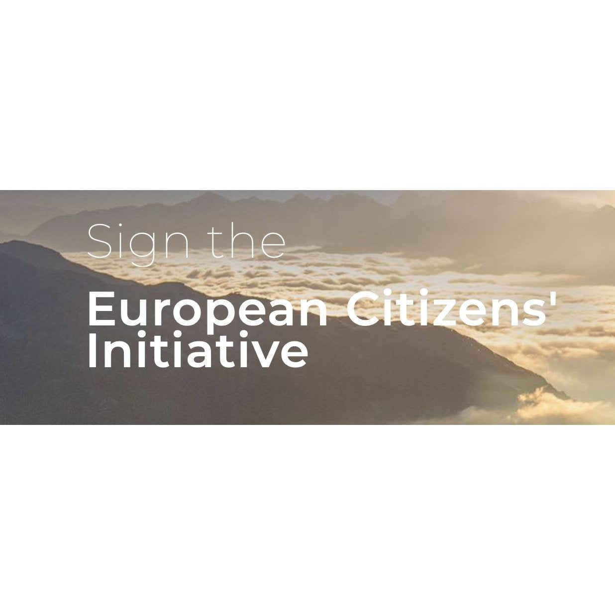 Pressure Mounts on TPD - Sign the European Citizens' Initiative-Vape Cloud UK