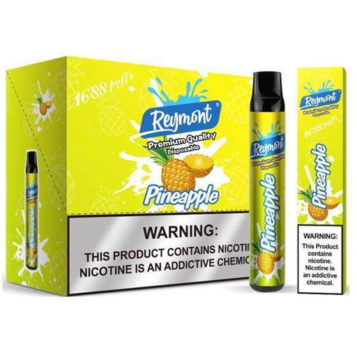 20mg Reymont Premium Quality Disposable Vape Pod 1688 Puffs-Vaping Products-Vape Cloud UK