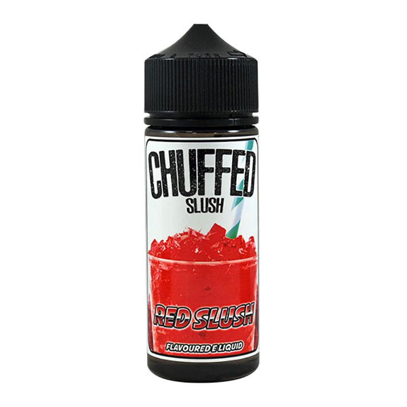 Chuffed - 100ml - Red Slush-Eliquid 100ml +-Vape Cloud UK