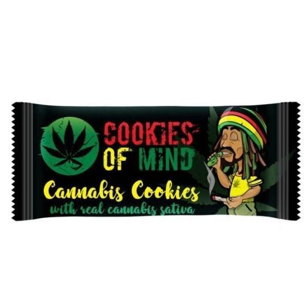 Cookies Of Mind Cannabis Cookies-CBD Products-Vape Cloud UK