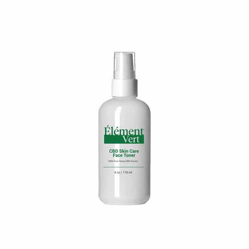 Element Vert CBD Skin Care Face Toner 118ml-CBD Products-Vape Cloud UK