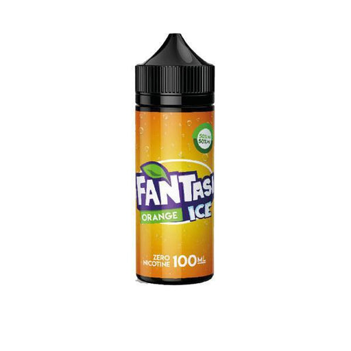 Fantasi Ice 100ml Short Fill E-Liquid V2-Vape Cloud UK