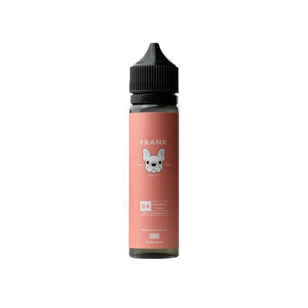 Frank Vape Co. 50ml Short Fill E-Liquid-Vaping Products-Vape Cloud UK