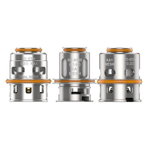 Geekvape M Series Replacement Coils M0.14/M0.3 Dual/M0.2 Trible/M0.15 Quadra-Vaping Products-Vape Cloud UK