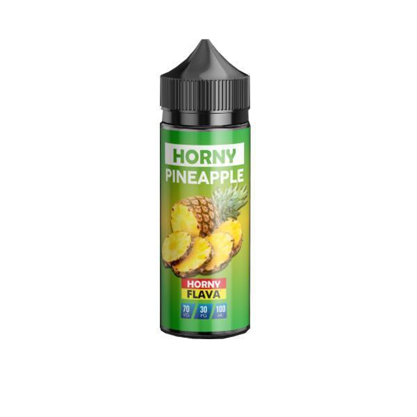 Horny Flava 100ml Short Fill E-Liquid-Vaping Products-Vape Cloud UK
