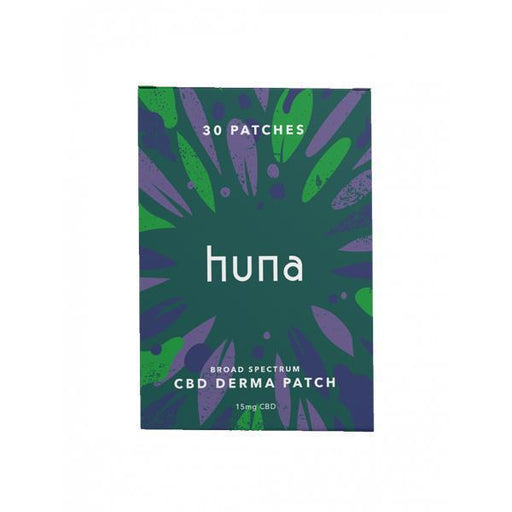 Huna Labs 15mg CBD Derma Patches - 30 Patches-CBD Products-Vape Cloud UK