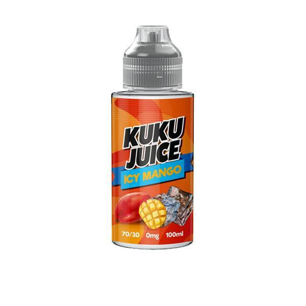 Kuku Juice 0mg 100ml Shortfill (70VG/30PG)-Vaping Products-Vape Cloud UK