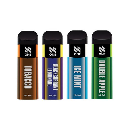 N One Disposable 20MG Nic Salt Vape Pod-Vape Cloud UK