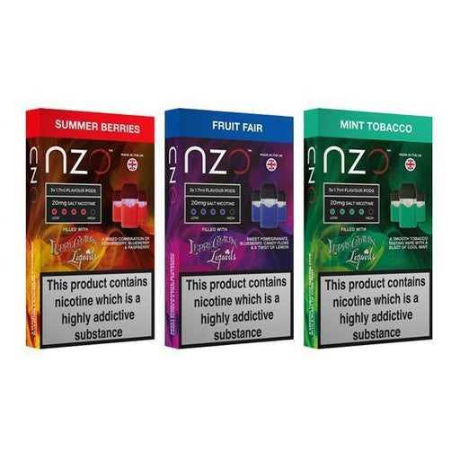 NZO 20mg Leprechaun Liquids Nic Salt (50VG/50PG)-Vape Cloud UK