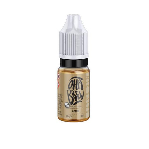 Ohm Brew Balanced Blends 10ml Nic Salt 3mg E-Liquid-Vape Cloud UK