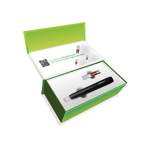 PhenoPen 300mg CBD Starter Kit-Vape Cloud UK