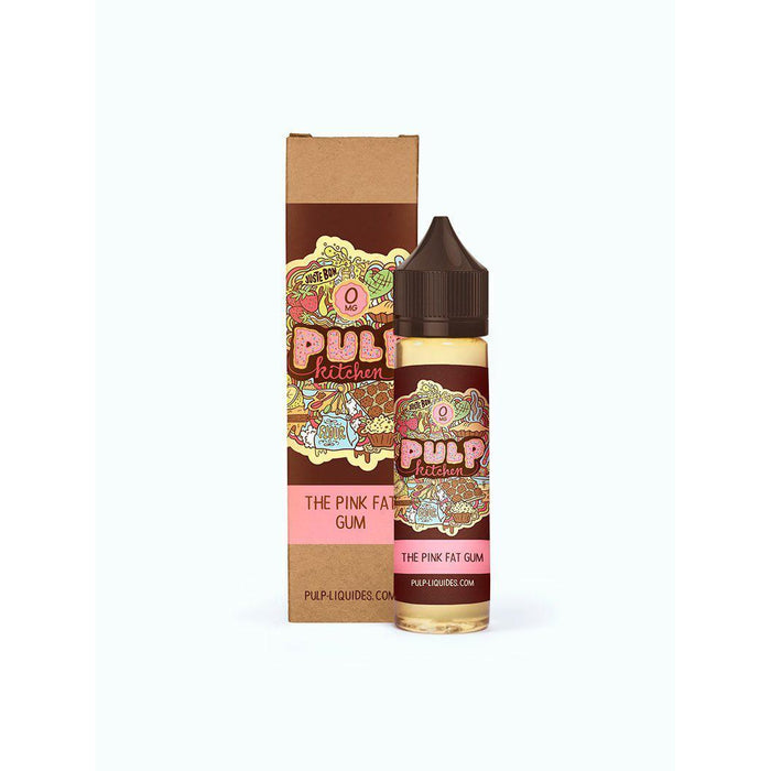 Pulp - 50ml - The Pink Fat Gum-E-liquid 50ml-Vape Cloud UK
