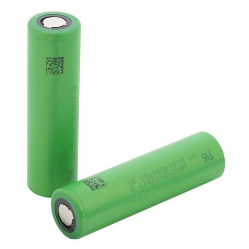 Sony VTC5 18650 2600mAh Battery-Cells-Vape Cloud UK