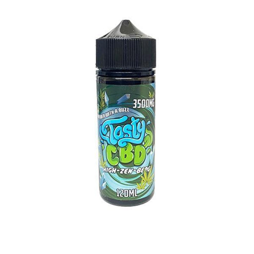 Tasty CBD 3500mg CBD 100ml Shortfill (70VG/30PG)-Vape Cloud UK