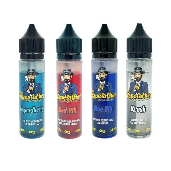 The Vape Father 50ml Short Fill E-Liquid-Vaping Products-Vape Cloud UK