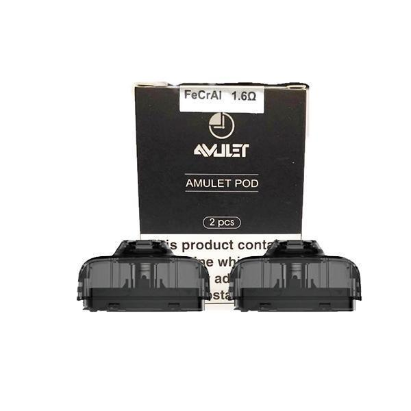 Uwell Amulet Replacement Pod Cartridges-Vaping Products-Vape Cloud UK