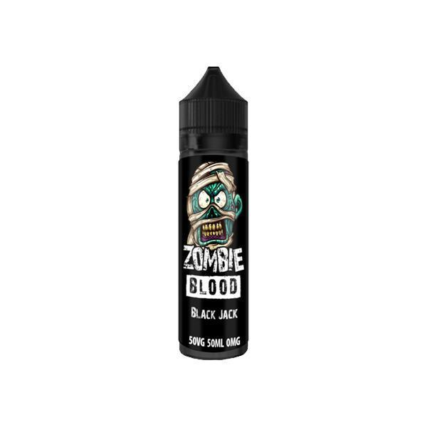 Zombie Blood 50ml Short Fill E-Liquid-Vaping Products-Vape Cloud UK