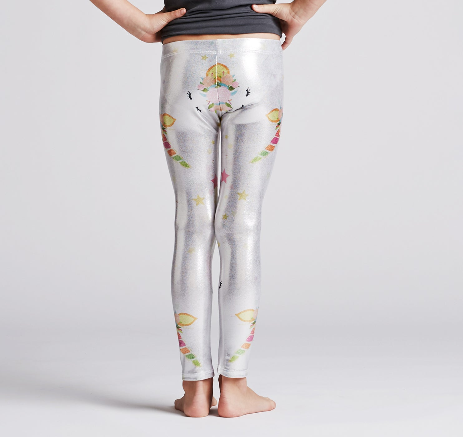 2573cf29ff Youth Leggings Soho, Magical Unicorns - Mod Thread