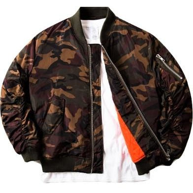 Bomber - Woodland Bomber (Made To Order)