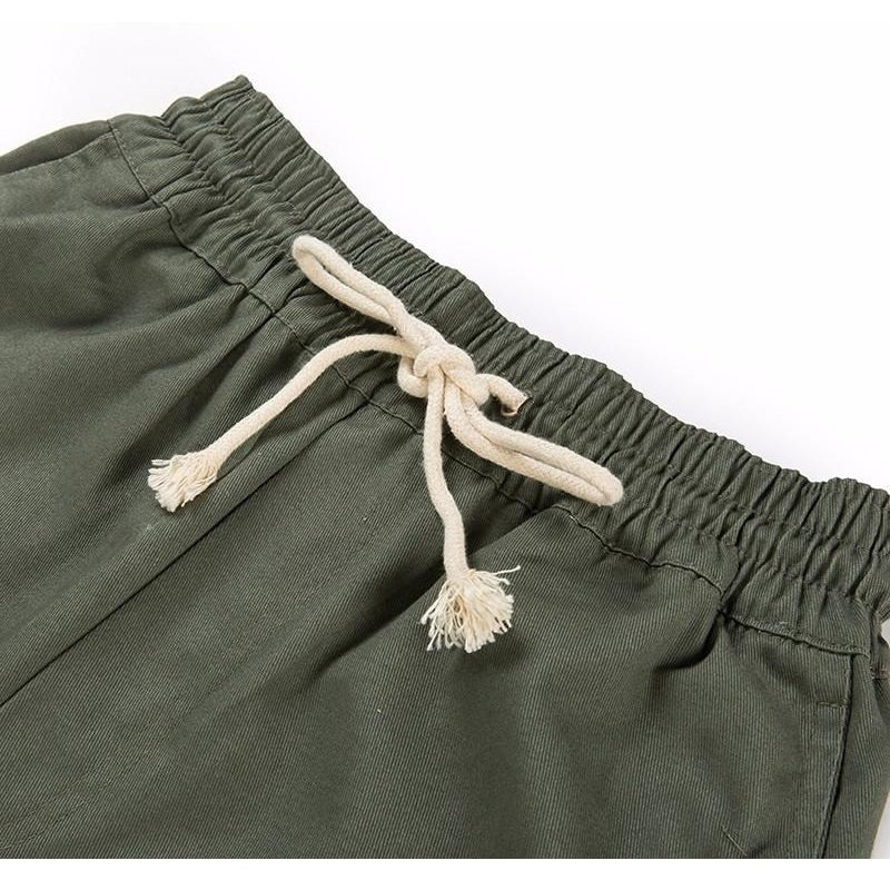 High Fashion Zip Joggers - Green - Modern Appeal