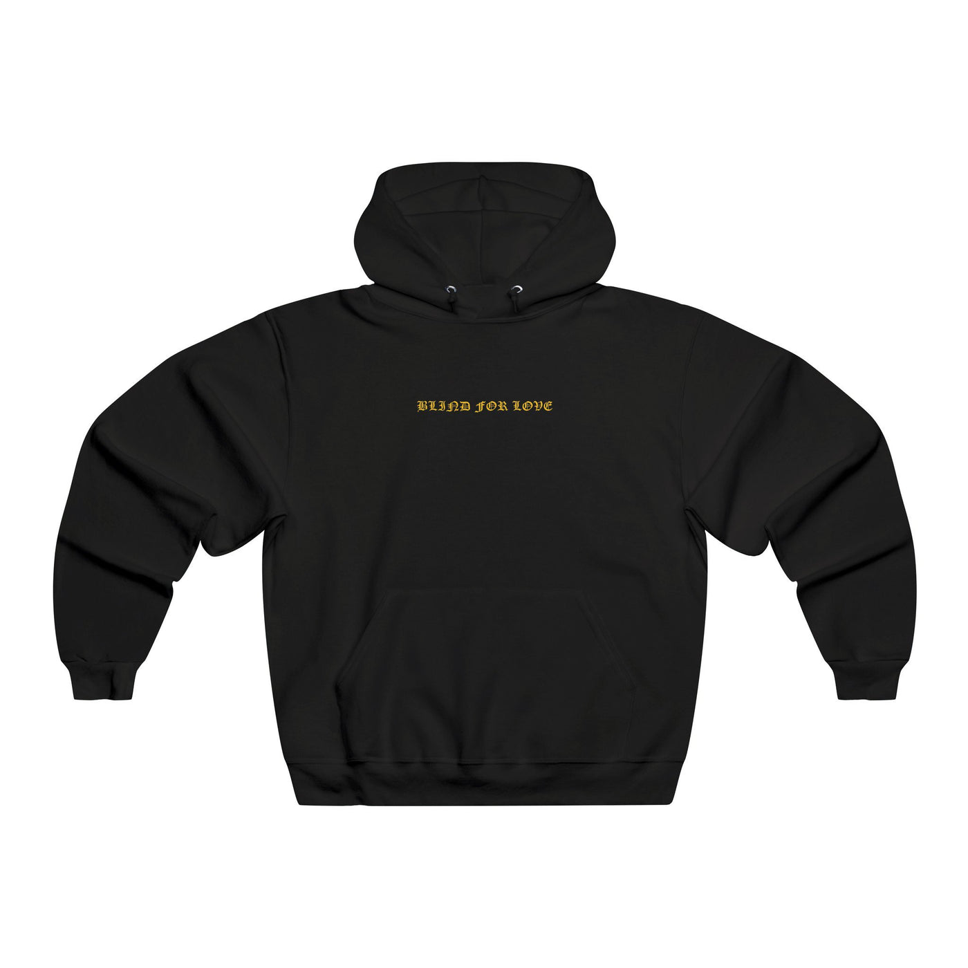 Blind For Love Hoodie - Black - Modern Appeal