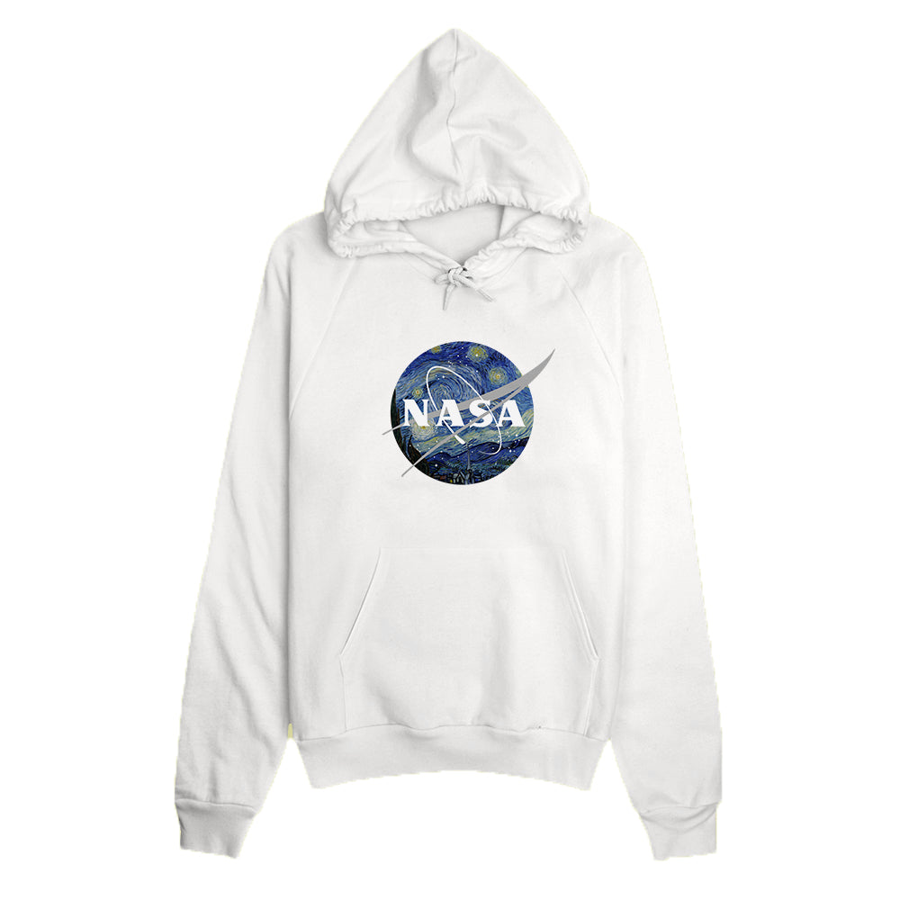 NASA Starry Night Hoodies - Modern Appeal