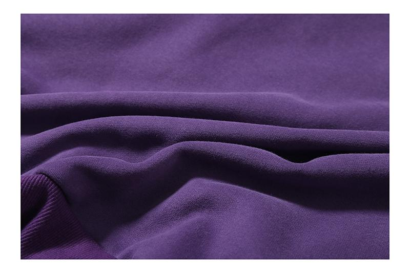 One Hundred Percent Hoodie - Plum - Modern Appeal