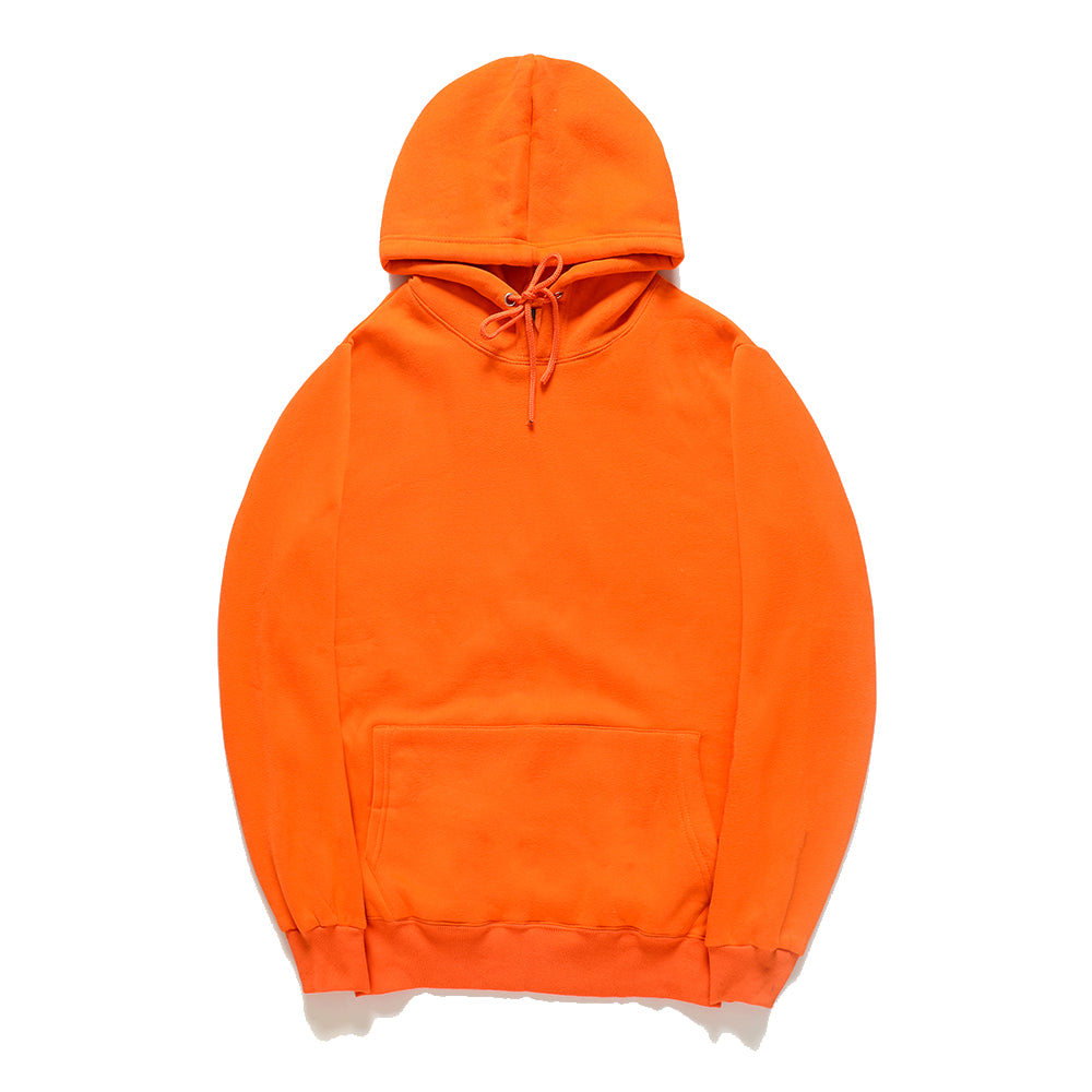 Modern Basics Hoodie - Orange - Modern Appeal