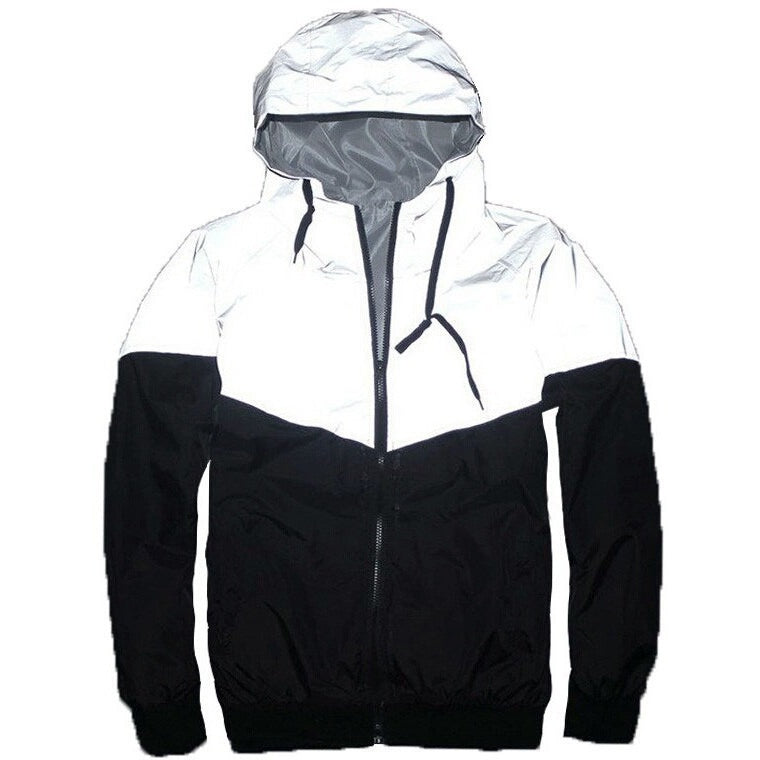 3M Reflective Windbreaker - Modern Appeal
