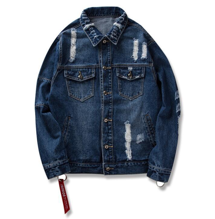 Jacket - Sahara Denim Jacket - Blue