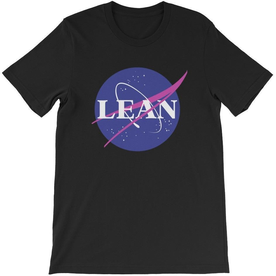 Lean Space Cadet - Black - Modern Appeal