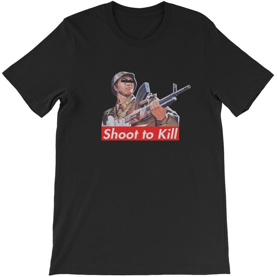 Shoot to Kill Tees - Modern Appeal
