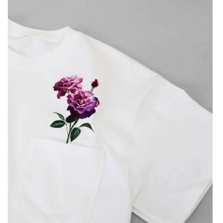 T Shirt - Blossom Pocket Tee