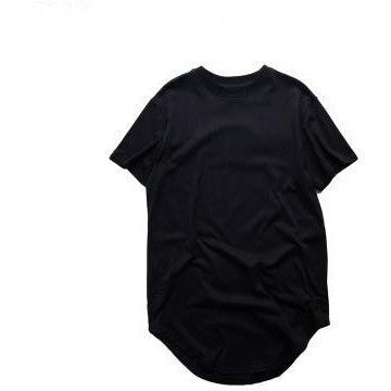 T Shirt - Extended Tee - Black