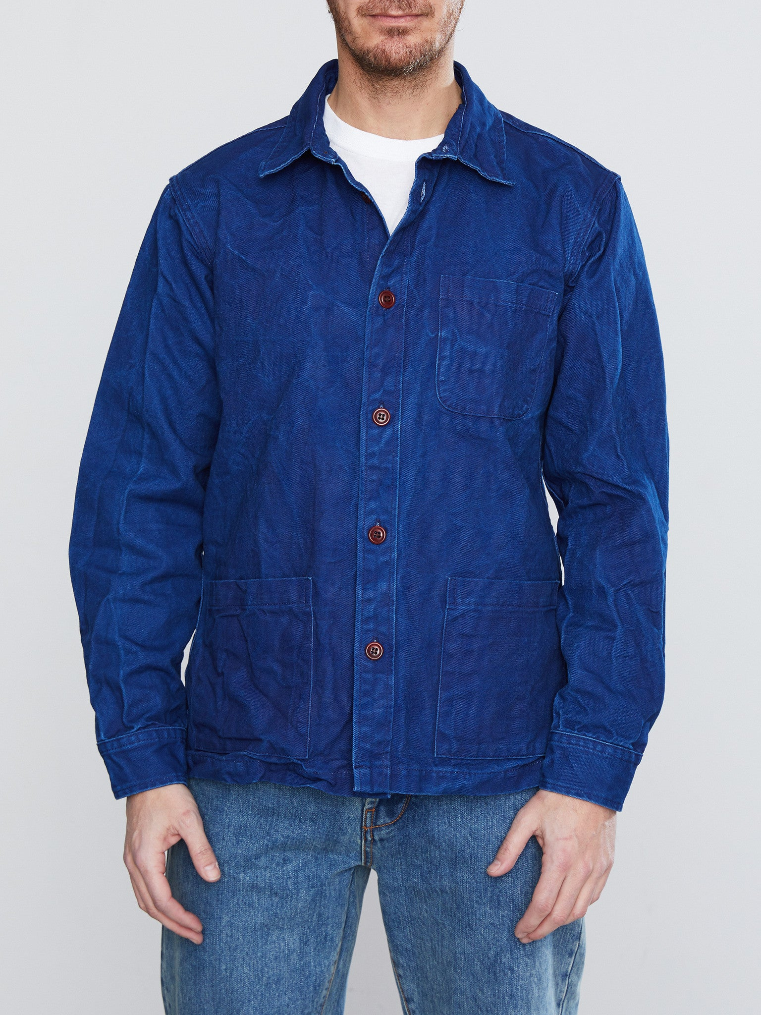 Duck Dyed Overshirt