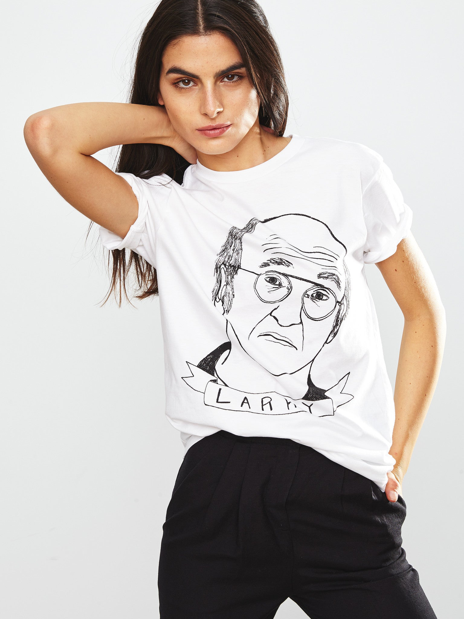 Larry David Shirt