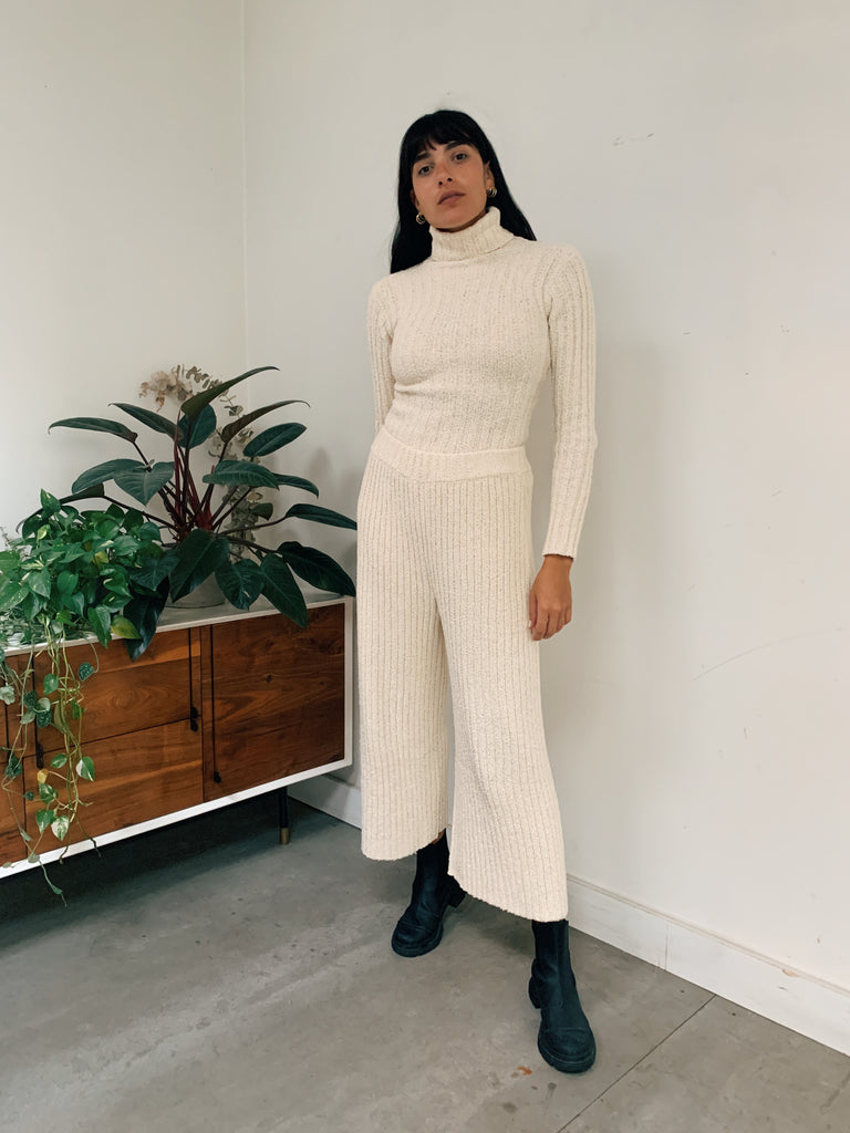 Florence Ribbed Pant