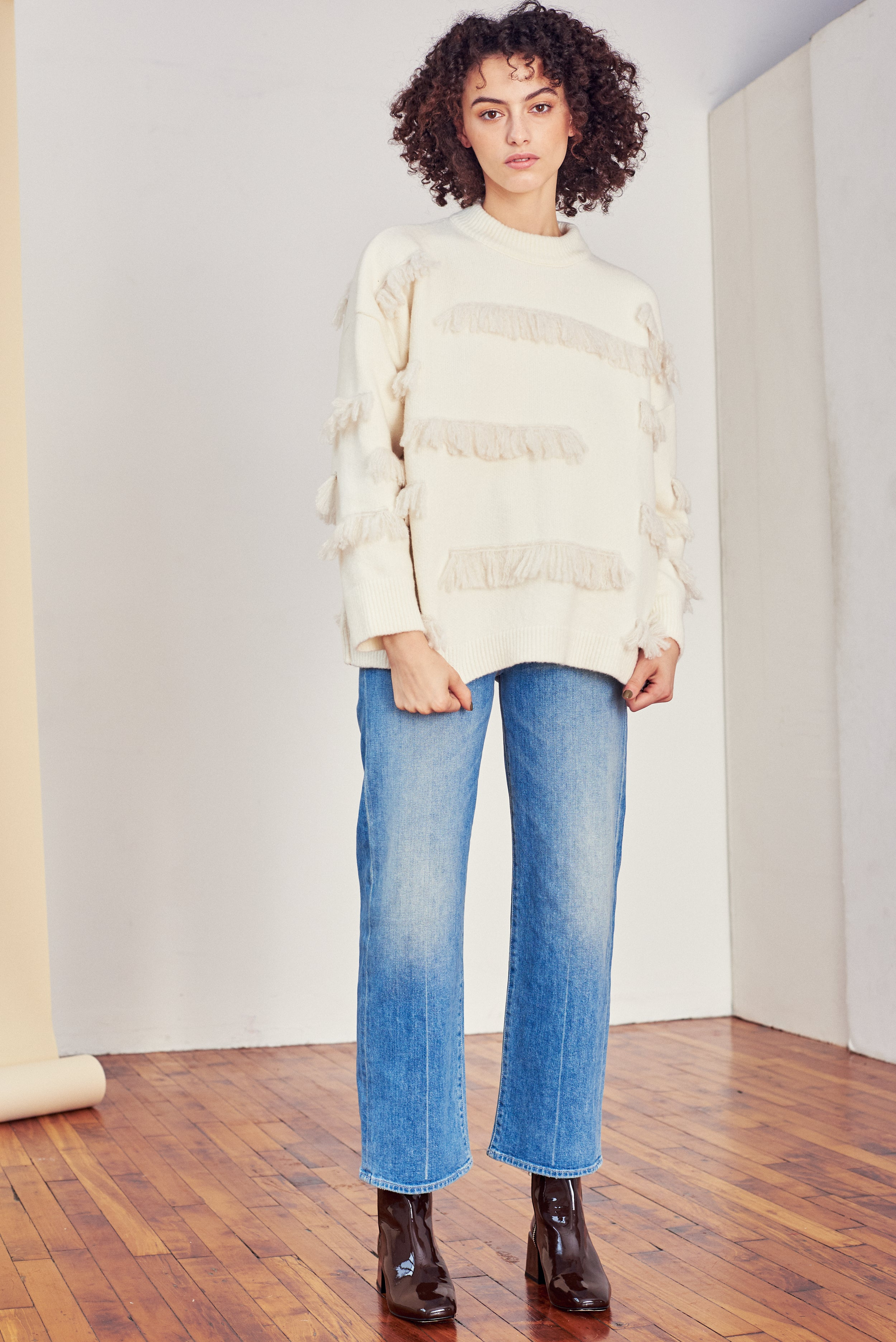Freddy Tassel Knit